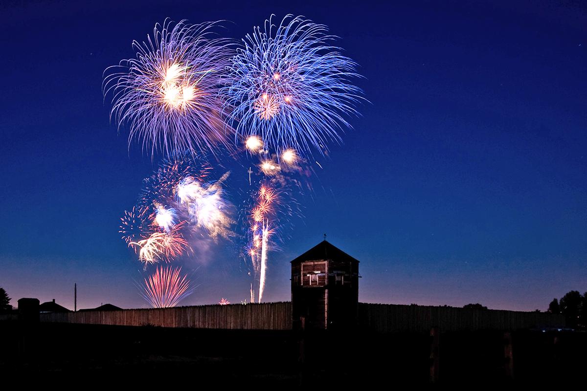 lake oswego fireworks 2020