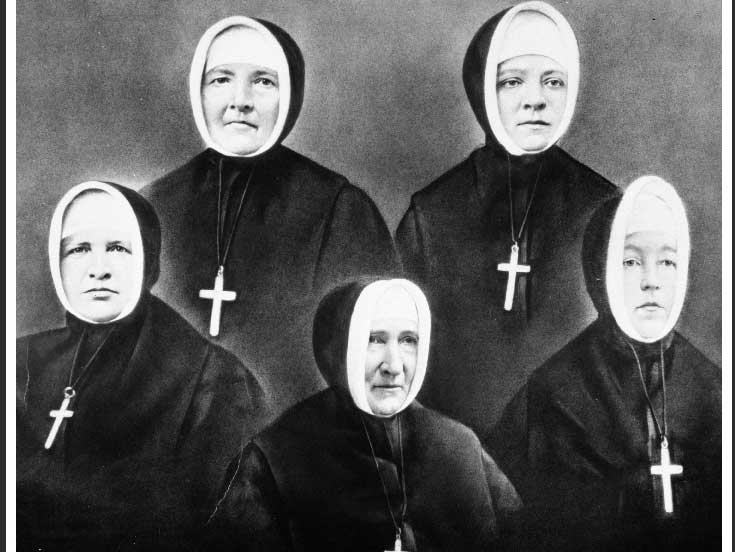 Mother Joseph and the Sisters of Providence
