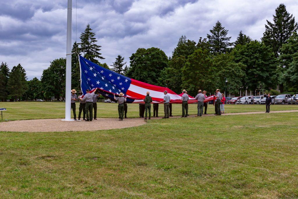 Flag day Historic trust